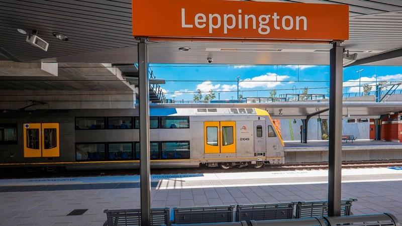 Lepping Station