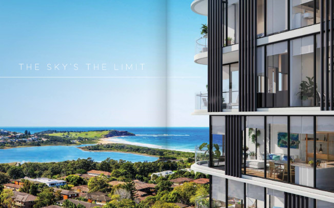 """LightHouse""  Howard Ave, Pittwater Road and Oaks Ave, Dee Why NSW 2099 (Apartments)"