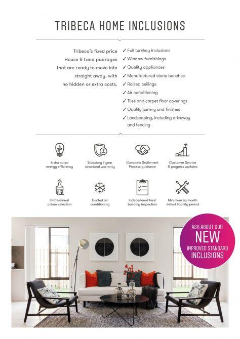 Tribeca Home Inclusions 1