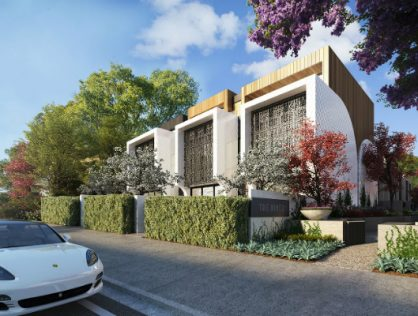 """The Nines"" 155 Willoughby Rd, Naremburn NSW 2065 (9 Lots of Tri-Level Townhouses)"
