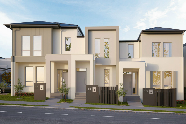 """""""Silk Terraces"""" Constance Avenue & Mary Jane Parade, Schofields NSW 2762 (40 Lots Terraces - Fixed Price Packages)"""
