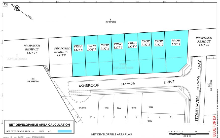 Subdivision plans – residue lots-page-004