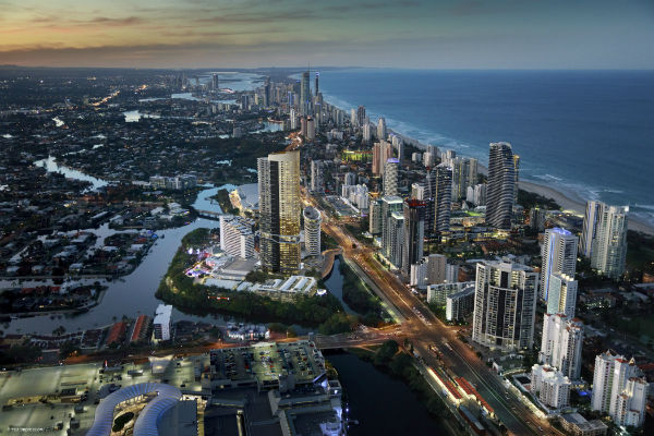 """""""The Star Residences"""" Tower 1 - Right next to the Gold Coast Star Casino (Luxurious Apartments)"""